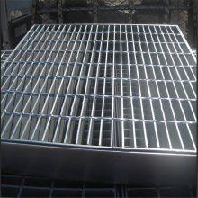 复合钢格板 水厂工作平台板 不锈钢格板