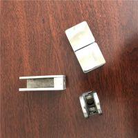 金裕 304不锈钢玻璃固定夹 固定码隔断码淋浴房配件玻璃夹连接码