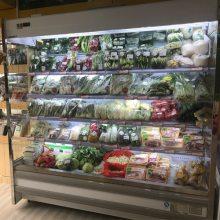 四川哪些地区有供应商出售敞开式水果风幕柜
