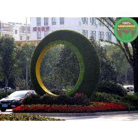 德化立体花坛绿雕造型厂家报价