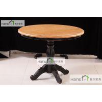黄埔区意大利餐厅桌子 餐厅桌椅定制 上海韩尔简欧品牌