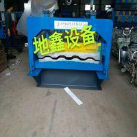 地鑫全自动车厢板设备 车厢板机 集装箱板压瓦机