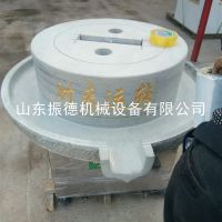 长期供应 电动石磨豆浆机 米浆芝麻酱石磨机 香油磨 振德