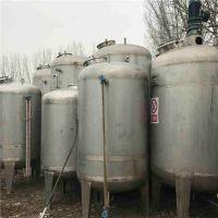 厂家出售二手不锈钢储罐 二手不锈钢储罐价格低 型号齐全