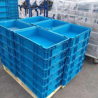 威海 地区 厂家直销KEF-EF001塑料周转箱可堆式周转箱 质优价廉 选科尔福