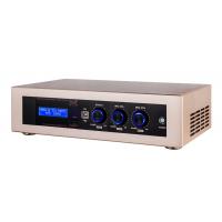 声微KC8200 影K大功率三合一功放机,同时满足K歌和影院效果
