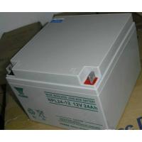 YUASA汤浅蓄电池 np24-12 /24ah12v 厂家直销 质保三年 UPS专用