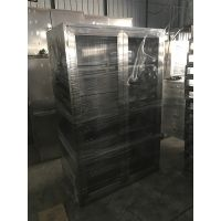 北京不锈钢柜制造 不锈钢单开门生产定制厂家