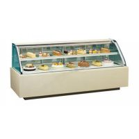 界首弧形蛋糕展示柜 RQ-弧形蛋糕展示柜优惠促销