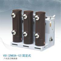 浙江睿网电力厂家直销VS1-12固定式户内高压真空断路器