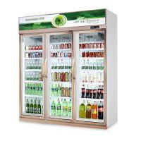 绿缔 展示冰柜 冷藏饮料柜 饮料保鲜柜