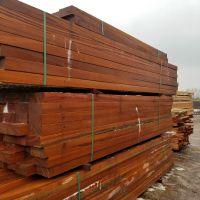 美国花旗松炭化木加工木材 方木 细木工板 原木板材
