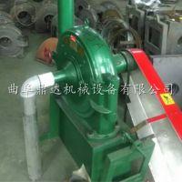 养殖专用齿盘式粉碎机 家用小型饲料粉碎机 鼎达饲料机械