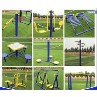 户外健身路径款式任意组合 室外健身器材定制安装 户外路径器材价格