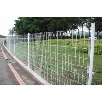 百瑞双边护栏网 桥梁公路小区隔离栏 美观大方护栏网