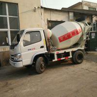 漫星供应4方水泥砂浆运输搅拌车 建筑机械用搅拌车厂家