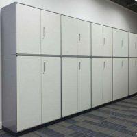 宁波艾鼎厂家直销加厚钢板办公室车间专用储物柜 WJG-005钢制文件柜 时尚美观