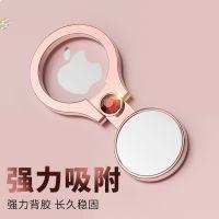 红宝石镜面指环支架车载磁吸欧美复古风格速卖通热销精品