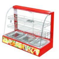冷冻食品展示柜 中型双层保温展示柜 熟食柜 冷鲜肉柜