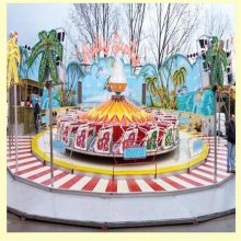 室内游乐设施价格飞天转盘儿童游乐设施厂