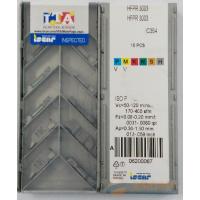 伊斯卡Iscar 端面切槽刀片HFPR3003 IC20汽车零件端面槽加工