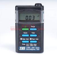 泰士TES-1390 低频电磁场测试仪(高斯计)