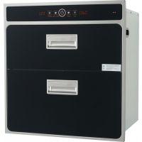 jiumudq九牧电器JUM2666 消毒柜 容量为120L家用嵌入式臭氧紫外线消毒碗柜