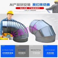长赢机械管道镀锌弯头防腐耐潮厂家生产直销