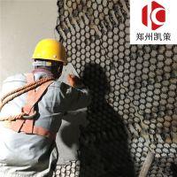陶瓷耐磨胶泥 耐磨陶瓷涂料 高温风机机壳专用凯策防磨料