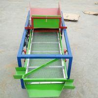 二相电黄豆筛选机 家用电动排杂机 圣鲁粮食振动筛