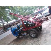 河南电机带打捞机、洗井专用设备、三轮车带打捞机