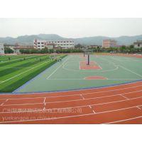 云南塑胶跑道篮球场材料生产厂家