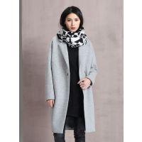 双面羊绒大衣品牌折扣店尾货女装 女装折扣货源市场