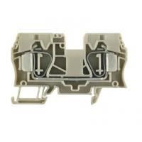 魏德米勒10 mm2接线端子ZDU 10直通型接线端子1746750000