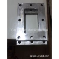 厂家直销碳钢方型法兰、广州市鑫顺管件