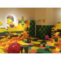 广州积木乐园 室内淘气堡乐园进口EPP积木王国儿童乐高拼搭益智玩具厂家直销