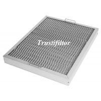厂家直销铝基蜂窝纳米光催化板光触媒铝基蜂窝网二氧化钛光触媒滤网