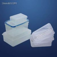 餐具保鲜盒注塑模具 塑料模具开模厂家直供优惠价