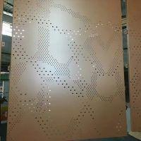 幕墙主体铝单板 各种规格按图纸定制_欧百得