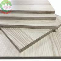 广东多层实木饰面生态板 免漆胶合板整柜出口