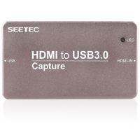 视瑞特 HDMI 高清信号采集卡 转USB输出 HDMI to USB高清采集卡 HTU3.0