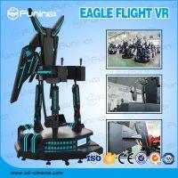 幻影星空VR模拟飞行科普破甲风暴体验机甲联盟游戏机暗黑之翼加盟