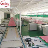 厂家直销防静电工装板流水线 手推工装板组装流水线加工定制