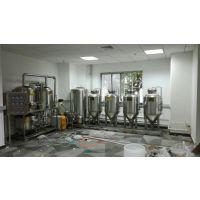 ZH-100L糖化三器精酿啤酒设备