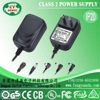 供应美规DC5V1A加湿器电源,5V1A电子烟适配器,5V1A小台灯电源