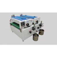 湖南厂家全精密涂装机辊涂机 长沙UV漆复合滚涂机价格 单辊涂布机图片