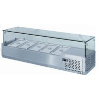台式沙拉柜 T-SL1475D冷藏柜沙拉柜 北京商用冷藏柜