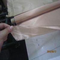 供应50目紫铜网 TU3无氧纯铜丝编织网 美标C10200