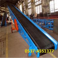 兴亚生产销售传送带 粮食运输皮带输送机 粮食传送运输设备