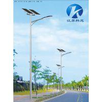 泰安乡村太阳能路灯 菏泽5米6米太阳能路灯 科尼星升降式高杆灯